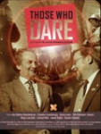 Those Who Dare poster