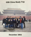 GSB in China, 2002
