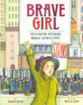 Cover image of Brave girl