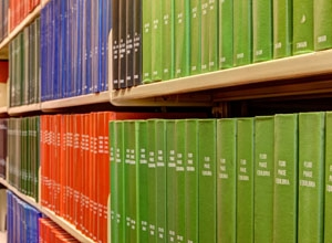 Books in the Chemistry Library