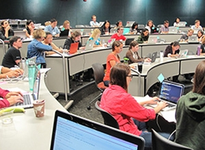 Bioscience students attend bootcamp