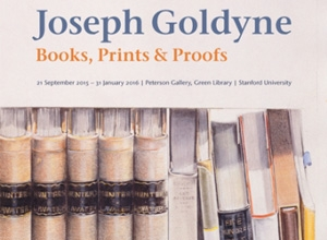 Joseph Goldyne Exhibit pos
