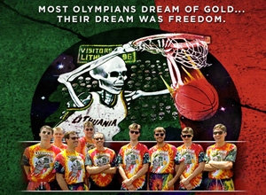 """Lithuanian Cultural Evening: The """"Other Dream Team"""" movie poster"""