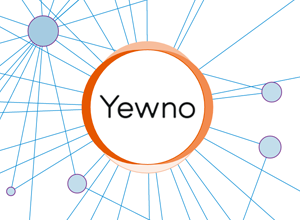 Yewno, a search and discovery tool that provides graphical displays of interrelationships between search terms.