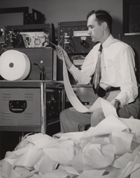 Dept. of Electrical Engineering, 1958