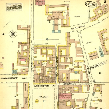 Thematic maps: Civil War & fire insurance | Stanford Libraries