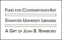 Joan B. Rehnborg Endowed Book Fund - SUL