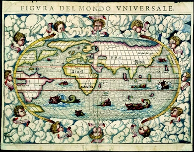 Map Of Africa 1400s The Rediscovery of Africa, 1400–1900: Antique Maps & Rare Images