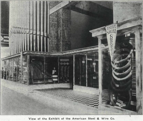 American Wire & Steel Exhibit