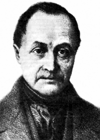 Auguste Comte, founder of positivism and sociology
