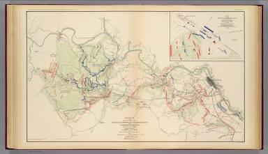 Sketch of the battles of Chancellorsville, Salem Church and Fredericksburg, May 2, 3 and 4, 1863