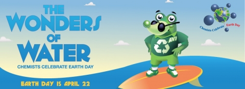 Chemists Celebrate Earth Day 2014