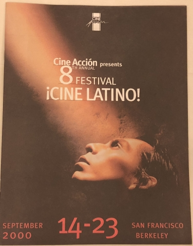 Cine Accion 2000 program