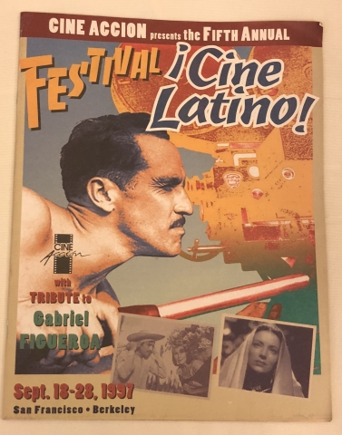 Cine Accion 1997 program
