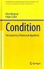 Condition : the geometry of numerical algorithms