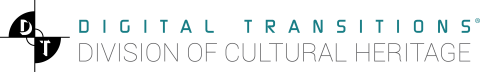 Digital Transitions Division of Cultural Heritage logo