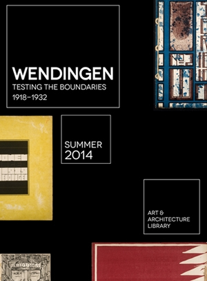 Wendingen: Testing the Boundaries 1918-1932