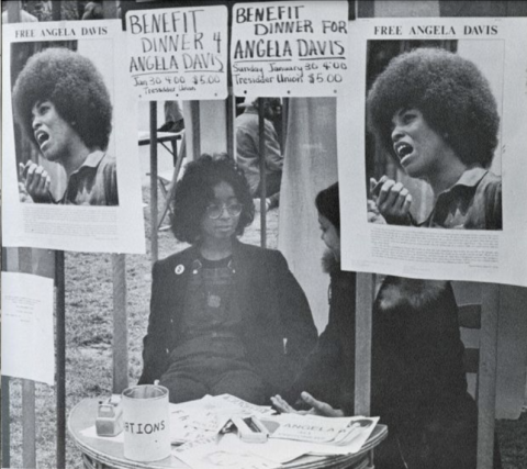 For What it's Worth: Angela Davis fundraiser