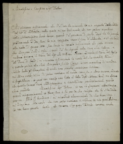 Haydn letter to Burney
