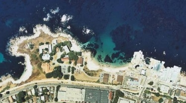 Aerial photo the Hopkins Marine Station