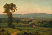 The Lackawanna Valley, George Inness, 1856