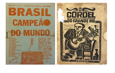 Literatura de cordel, Brazilian pamphlet collection