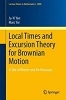 Local times and excursion theory