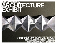 Architecture Exhibition Poster
