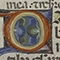 Detail from a fragment of a missal (1100–1499)