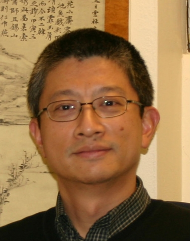 Dr. Jidong Yang, newly appointed Head of East Asia Library at Stanford
