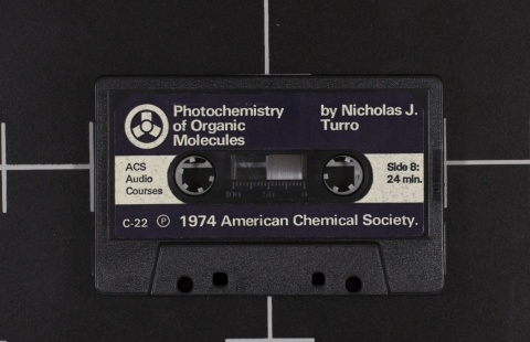 "Compact cassette recording as part of the book and cassette collection ""Photochemistry of Organic Molecules"""