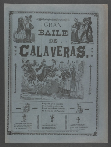 Jose Guadalupe Posada collection, circa 1875-1913