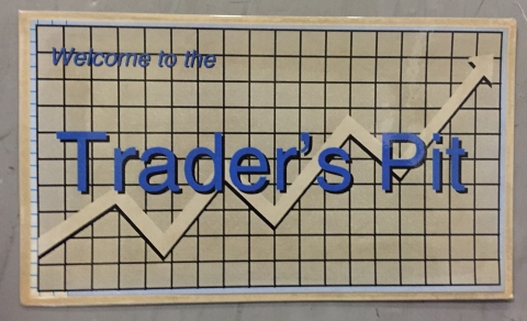 """Trader's Pit."" GSB course material."