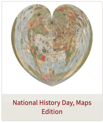 National history day, maps edition