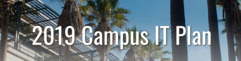 2019 Campus IT plan