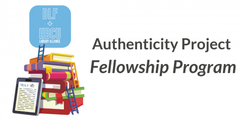 DLF and HBCU Authenticity Project Fellowship Program