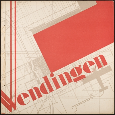 Wendingen Volume 11, Issue 5, April 1931