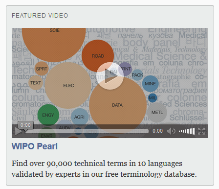 wipo patent database