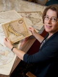 Julie Sweetkind-Singer, Head Librarian, Branner Earth Sciences Library & Map Collections