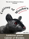 Cabinet of Wonders Poster