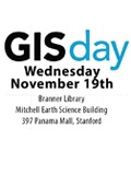 GIS Day 2014 - Branner Earth Sciences Library