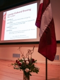 Latvian Cultural Evening, May 12