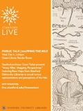 Mapping the Nile - event flyer