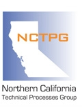 Screen capture of the Northern California Technical Processes Group (NCTPG) logo