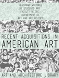 Recent Acquisitions in American Art image