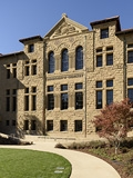 Sapp Center for Science Teaching and Learning, formerly known as the Old Chemistry Building, new home of the Robin Li and Melissa Ma Science Library.