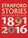 Stanford Stories for the Archives exhibit logo
