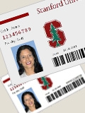 Stanford University ID Card