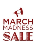 SUP March Madness Sale