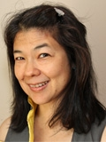 Photo of Vanessa Kam, Head of Bowes Art and Architecture Library. Photo Courtesy Luis Gomez Photos